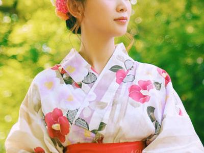 京都の女性のイメージ