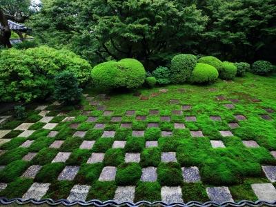 東福寺 庭園 方丈